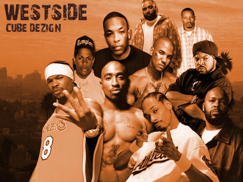 Westside Rap Wallpaper By Cube Dezign On Deviantart