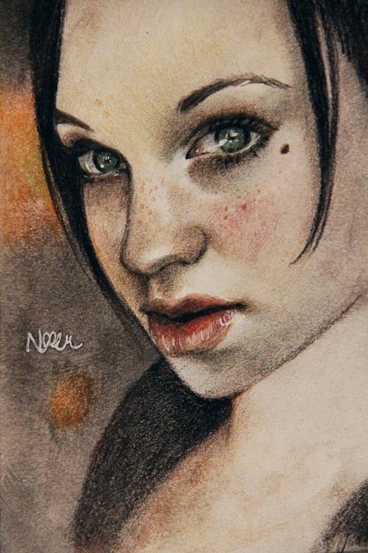 Emily Rosina by Kaislea