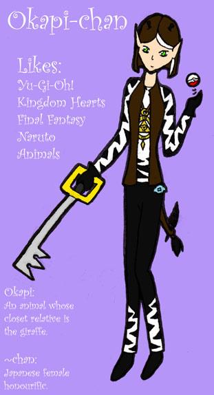 Okapi-chan's Profile Picture