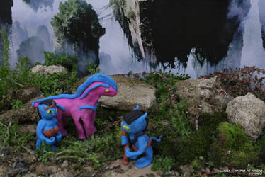 Stop Motion Avatar by ullissescastro