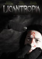 Cartaz do filme 'Licantropia' by ullissescastro