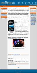 Design do Blog da Amazon Print by ullissescastro