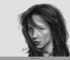 Sophie Marceau by ridasign