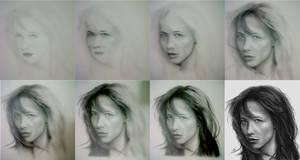 Sophie Marceau - WIP