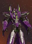 TF Energon Quantumhawk