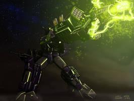 Energon Shockblast by 1DB