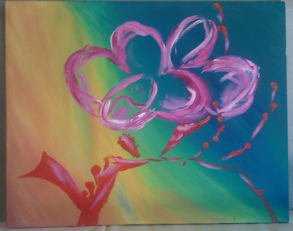 flora (2) by Anrj