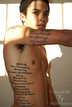 Nick's Tattoos 2