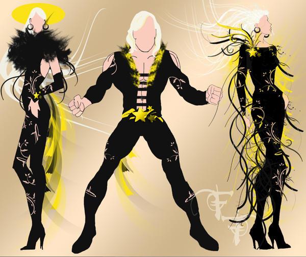 Stingers Movie Premier Fashions by Furyian