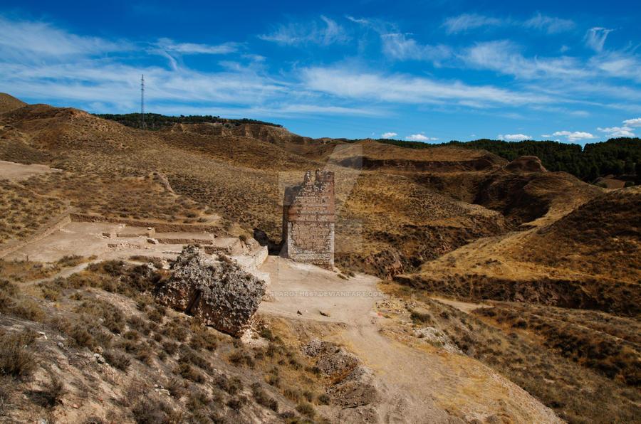 Los Cerros VIII by Astaroth667