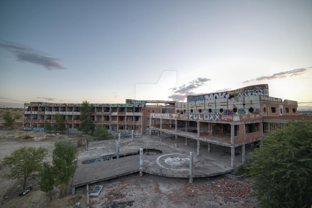 The Forgotten Hospital by Astaroth667