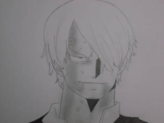 Sanji by CaptainUsoppSama