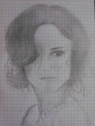 Sarah Wayne Callies by CaptainUsoppSama