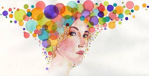 Bubbles by w3s
