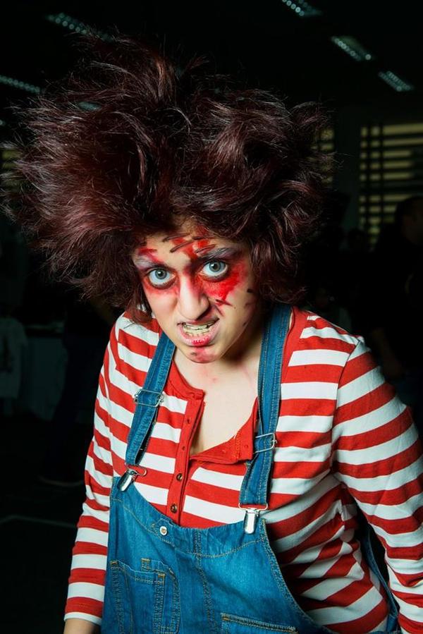 Chucky cosplay 2 by ShadowsLilHoexx