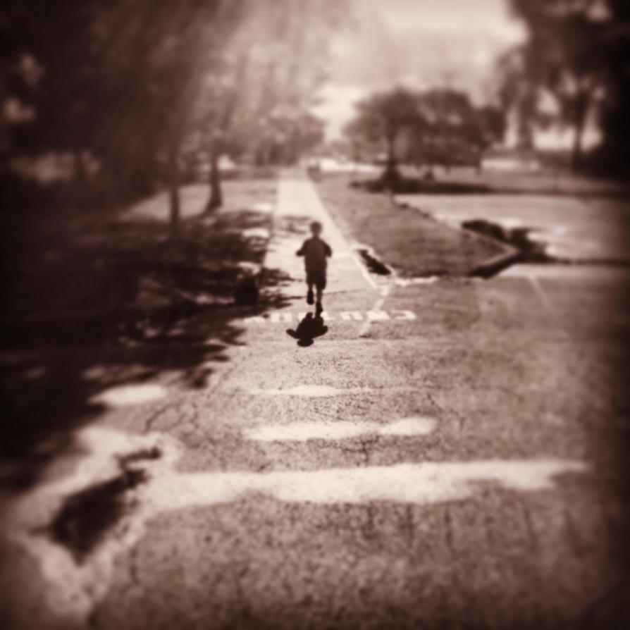 The Walk by DerekToye