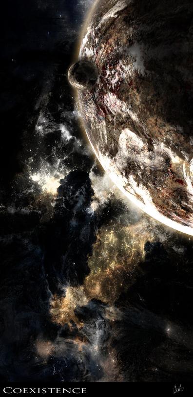 Coexistence by Reiku-Rilona