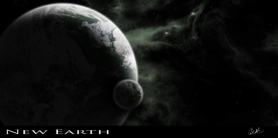 New Earth by Reiku-Rilona