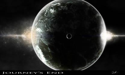 Journey's End by Reiku-Rilona