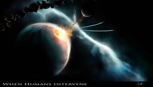 When Humans Intervene by Reiku-Rilona