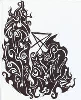 Sigil of lucifer again by Sk8er81592