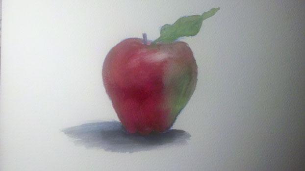 apple by Immortalchaos1