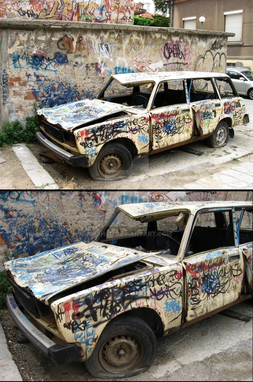 Hooligans' Masterpiece by toshko