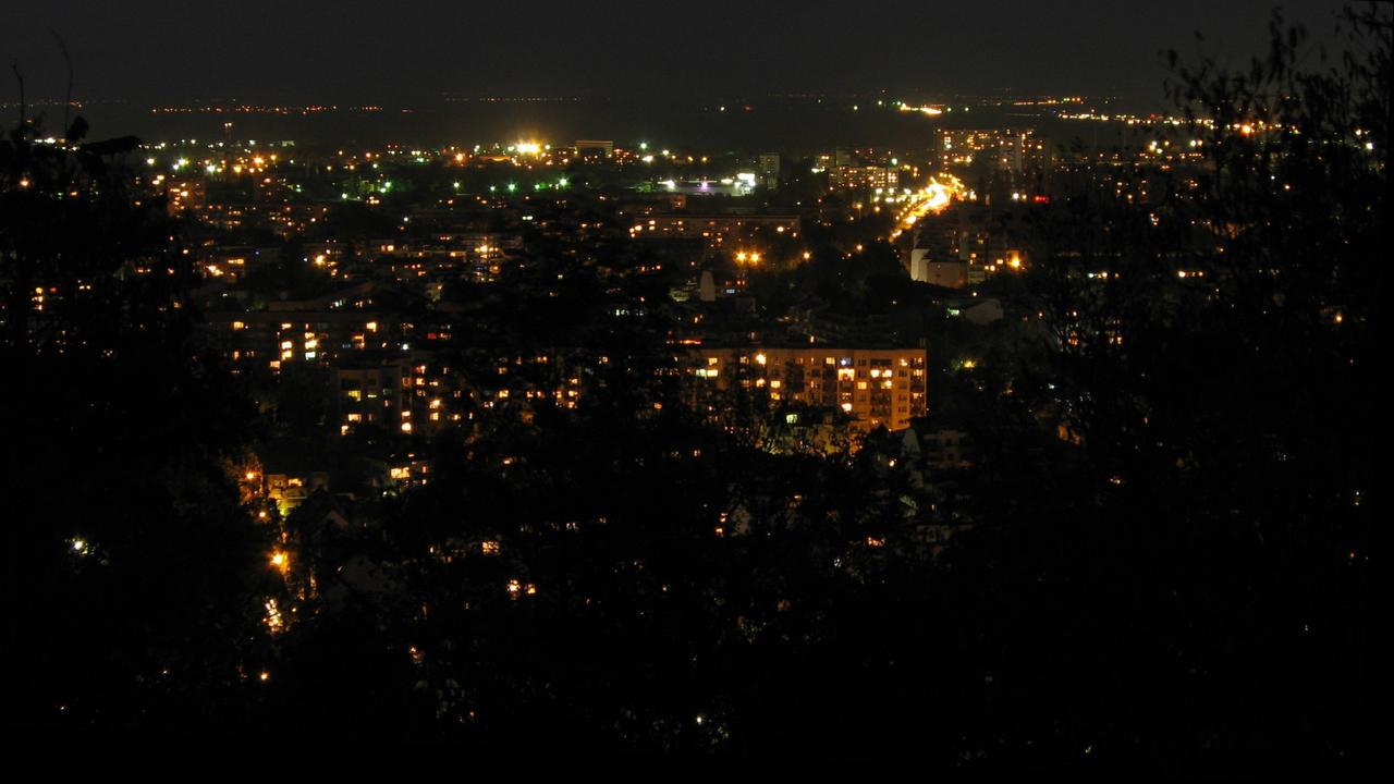 Plovdiv Nebula by toshko