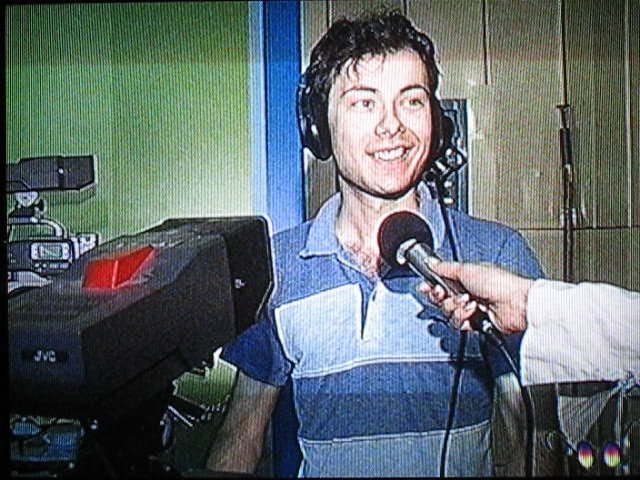 In the studio by toshko