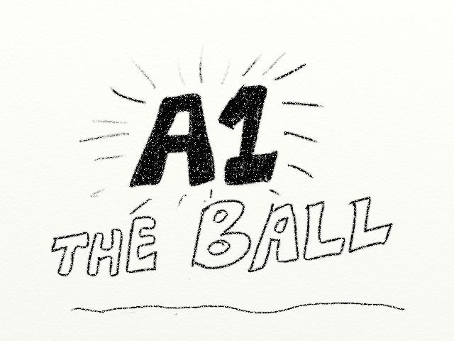 Animation A1 - The Ball by toshko