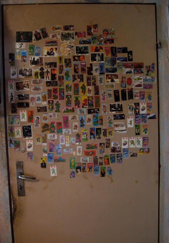 The door of locked childhood 1 by toshko