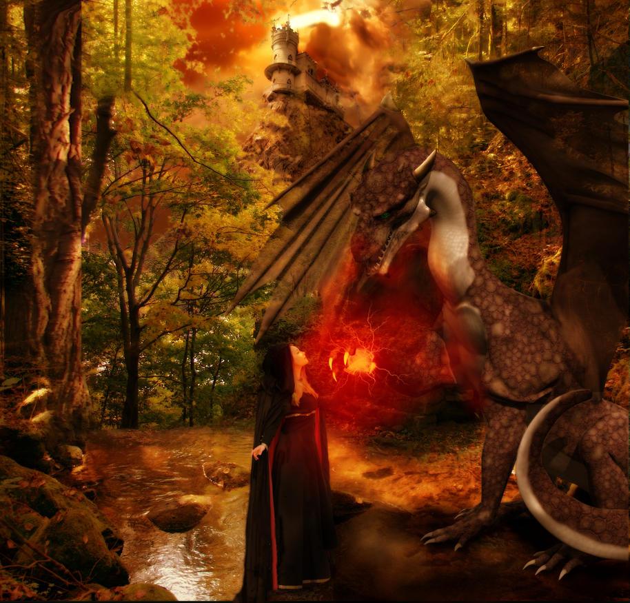 Dragon Dawn by DarkDawn-Rain