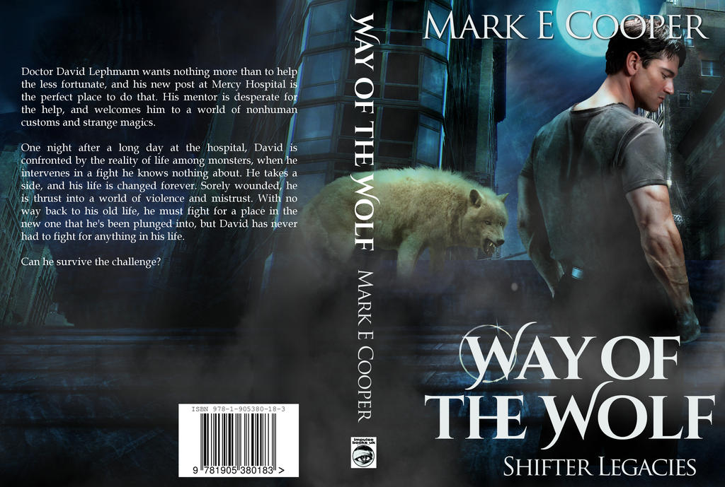 Way of the Wolf Print cover by DarkDawn-Rain