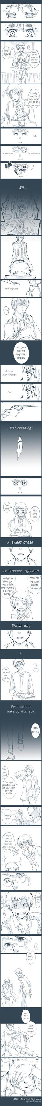 APH - Beautiful nightmare by Tako-Ika