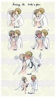 Kiss the bride by Tako-Ika