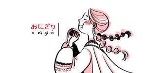 Riceball (Onigiri) by Tako-Ika