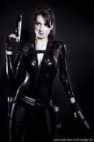 Lara Croft,  Catsuit by Lena-Lara
