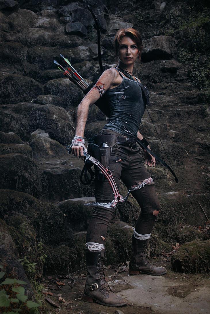 The Tomb Raider by Lena-Lara