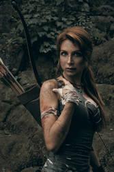 Lara Croft Reborn 2014 by Lena-Lara