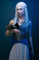Daenerys Stormborn by Lena-Lara