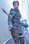 Lara Croft Winter by Lena-Lara