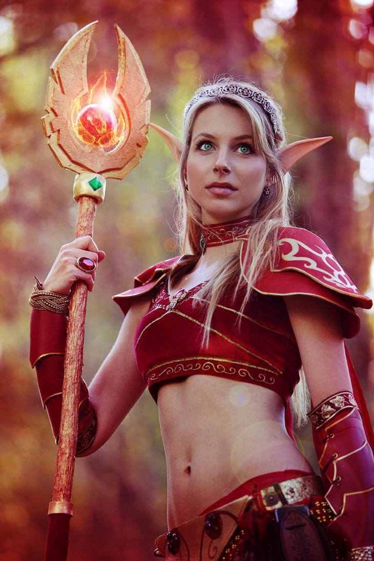 Alina the blood elf hentai movies