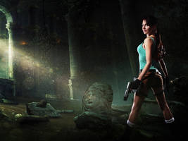 Tomb Raider Anniversary by Lena-Lara