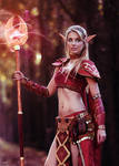 Blood Elf 2016