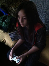 Game addict by killakaix8