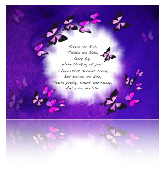 Thinking of you poem for wife