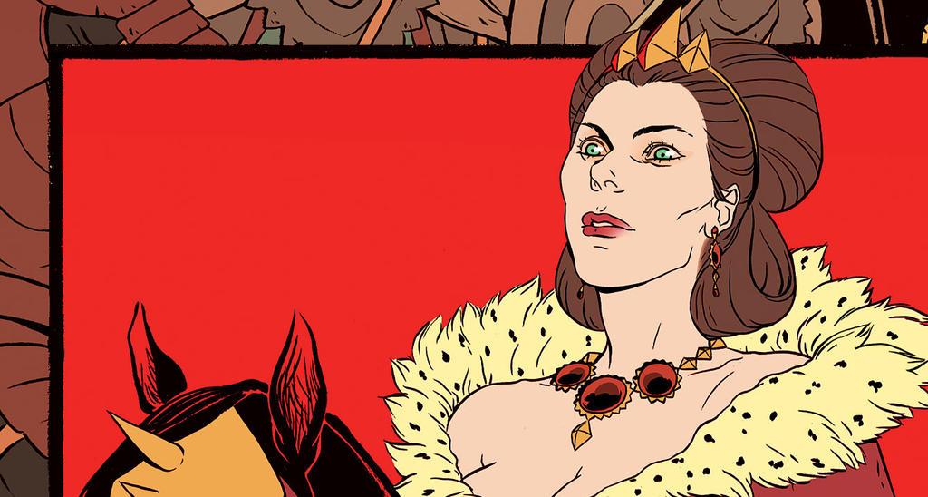 Spera Queen Close-up by megrar