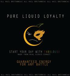 Pure Liquid Loyalty by SubmarINC