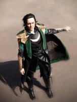Loki by Necr0w