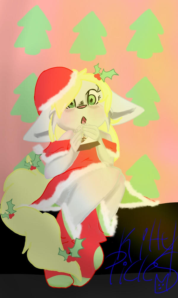 holly Jolly by kittypicles221